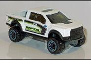 17' Ford F-150 raptor (3648) HW L1160369