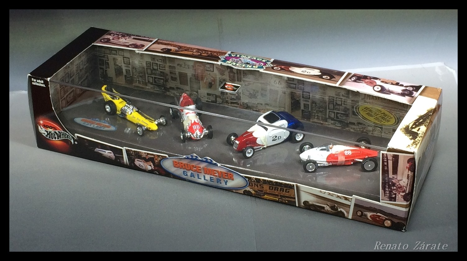 Bruce Meyer Gallery 4-Car Set