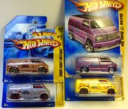 Custom 77 Dodge Van Variations