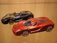 Enzo Ferrari - Super T-Hunt & Ferrari Racer