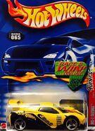 2002 065 Tuners 3-4 MS-T Suzuka 'Eibach' Yellow