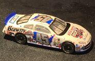 2003 Dodge 45 GP Brawny Charity Ride Across America Intrepid