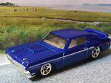 '69 Mercury Cougar Eliminator