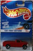 Hot Wheels Ford F-150 1997 First Editions