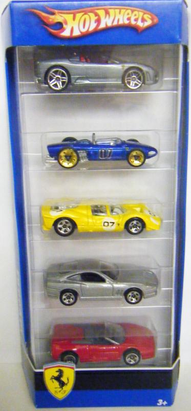 Ferrari 5-Pack (2007)