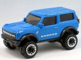 '21 Ford Bronco