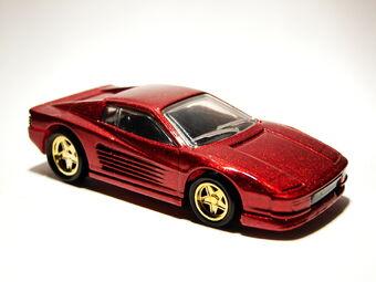 Ferrari Testarossa Hot Wheels Wiki Fandom