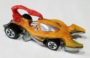 Scorpedo Color Shifter Room Temp OrangeRedGreen