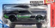 ZAMAC 2018 67 Mustang closeup