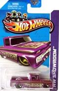 '62 Chevy - X1979 Card