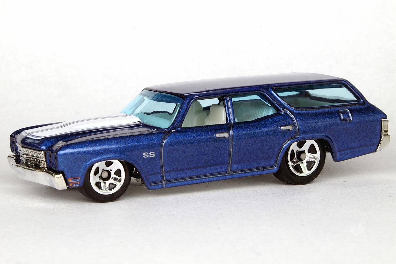 '70 Chevelle SS Wagon