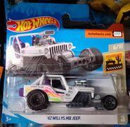 42 Willys MB Jeep-BAJA BLAZERS-2020 2nd colour