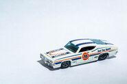 69 Ford Torino Talladega White (1)