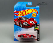 GRX30 - 67 Ford GT40 Mk.IV Carded-1