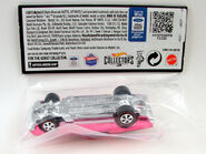 2016 - 16th Hot Wheels Annual Collectors Nationals Custom Mustang bottom