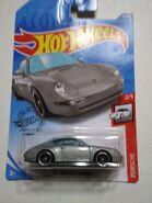 96 Porsche Carrera Silver Kroger Exclusive