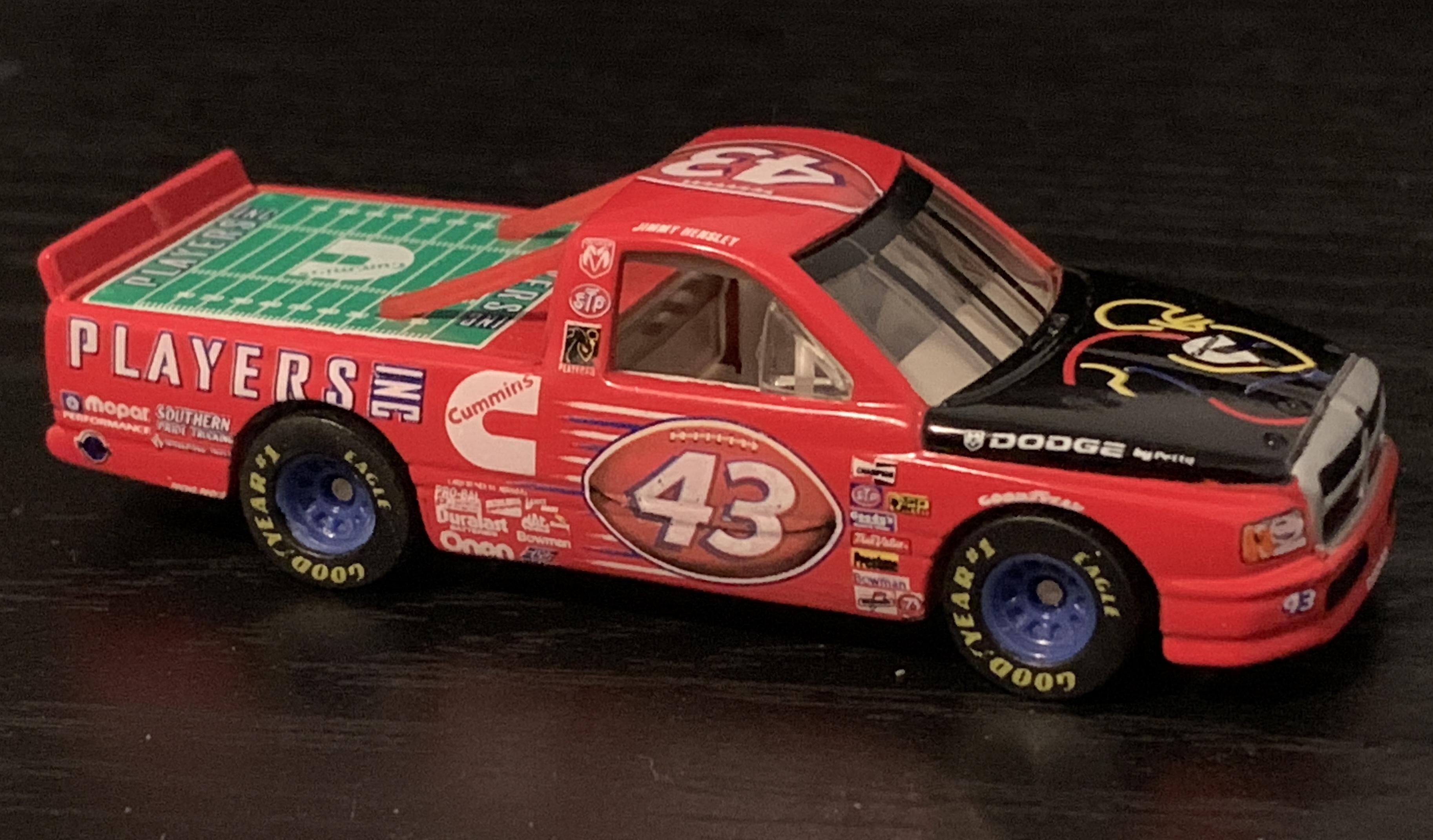Dodge Racing Truck