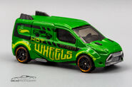 CFL65 - Hot Wheels Ford Transit Connect-2