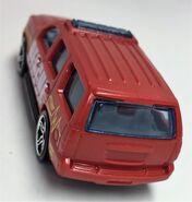 Chevy Tahoe Rescue. RearVue