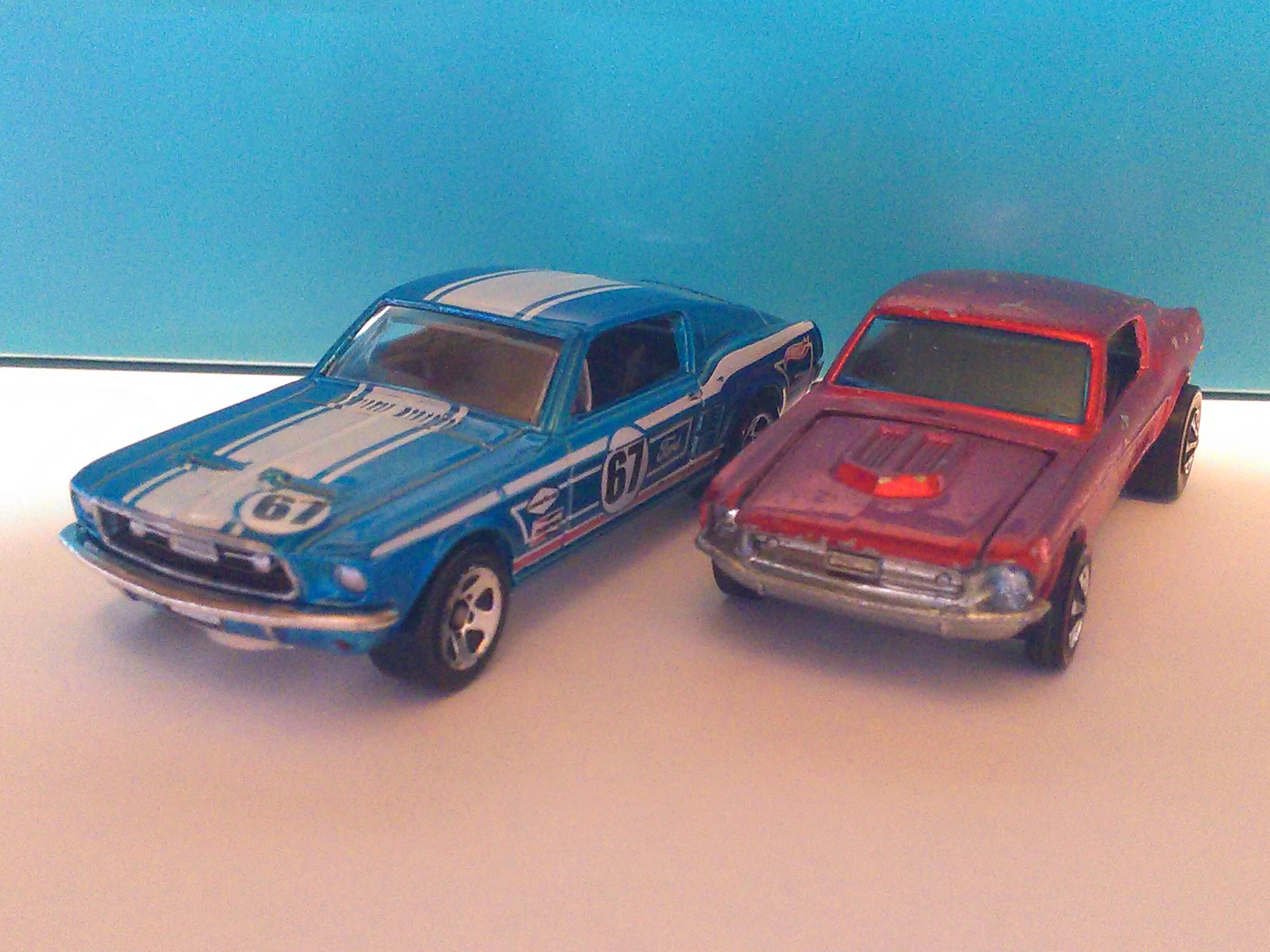 '67 Mustang
