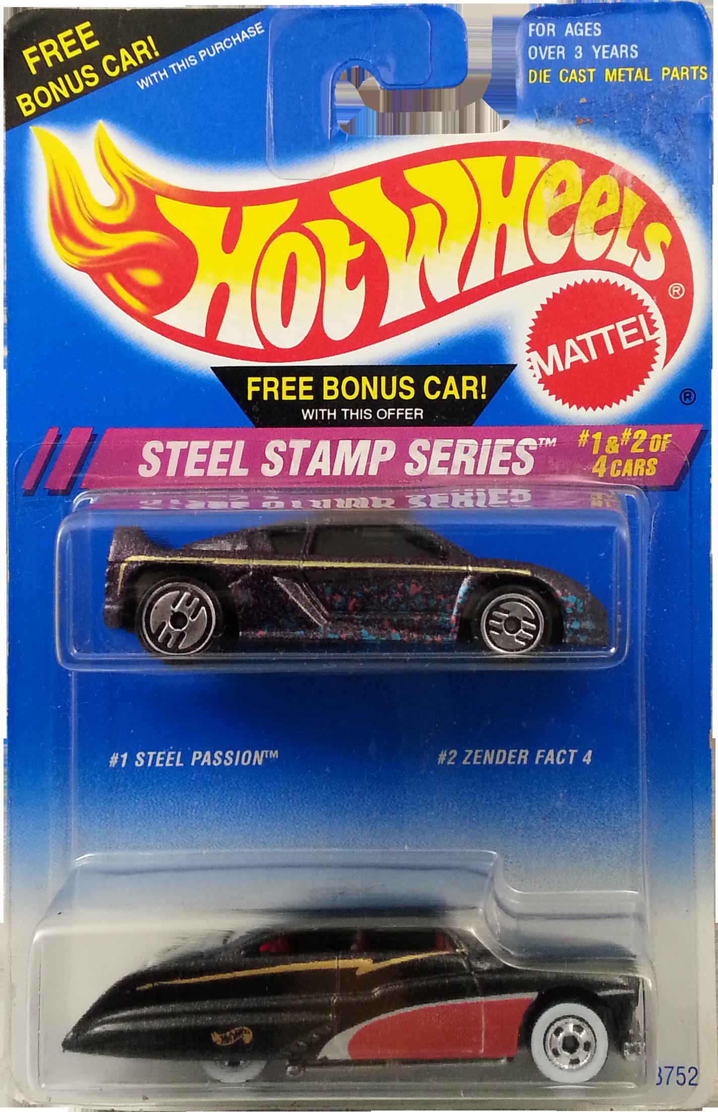 Steel Stamp Series 2-Pack
