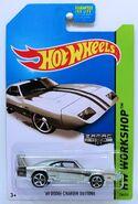 4 - '69 Dodge Charger Daytona 2014 - Silver Zemac
