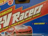 Motorized X-V Racers