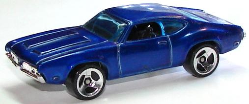 Blue Streak Series (1997)