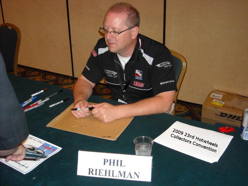Phil Riehlman