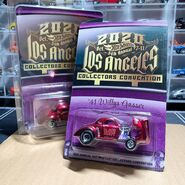 2020 Hot Wheels Willys Gasser Convention carded