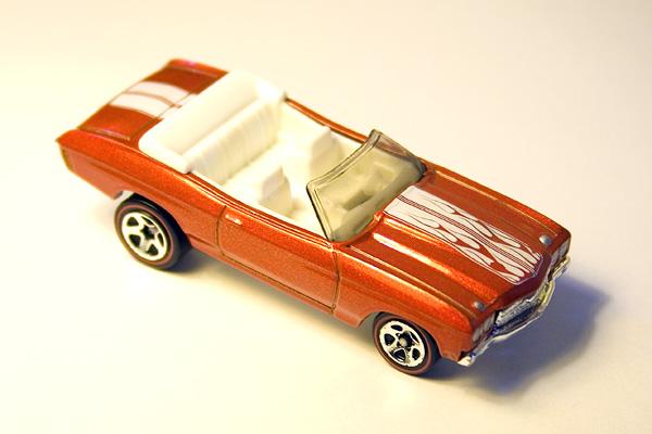 '70 Chevelle Convertible
