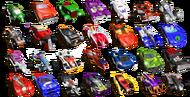 All car sprites