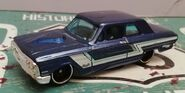 HW FORD THUNDERBOLT Multipack exclusive DARKBLUE