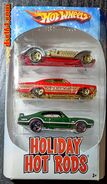 Holiday Hot Rods Olds 442 Target Exclusive-1