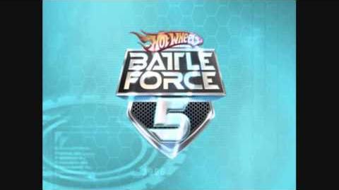 Hot wheels Battle Force 5 Soundtrack Buster Bash