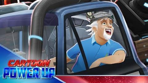 Episode 11 - Hot Wheels FULL EPISODE CARTOON POWER UP