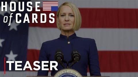 House of Cards Teaser HD Netflix