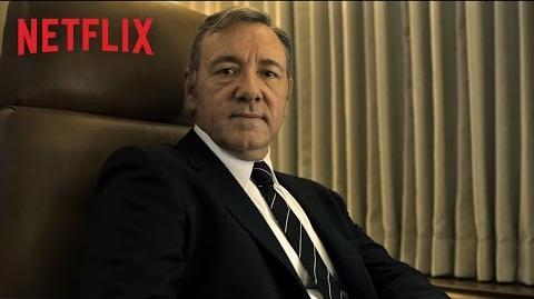 House of Cards - Season 3 - Official Trailer 2 - Netflix HD
