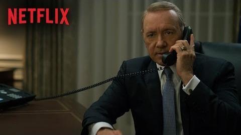 House of Cards - Season 4 - Official Trailer - Netflix HD