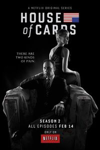 House of Cards Season 2 poster 2