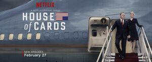 House of Cards Season 3 banner 2
