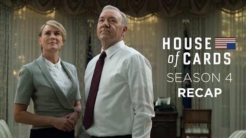 House of Cards Season 4 Recap
