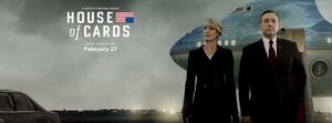 House of Cards Season 3 banner