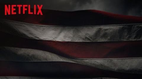 House of Cards Season 5 Date Announcement HD Netflix