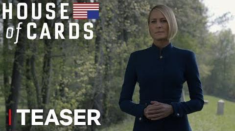 House Of Cards Teaser Grave HD Netflix