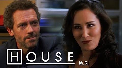 Little Flirt - House M.D.