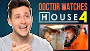 Doctor Reacts To House MD QUARANTINE Episode