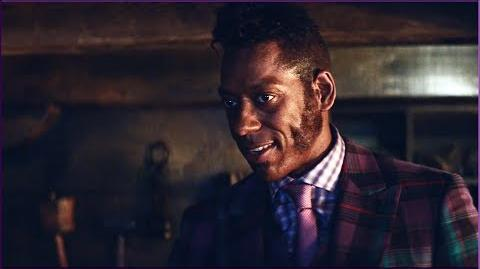 """American Gods Ep2 - Anansi speech """"That the story of black people in America!"""""""