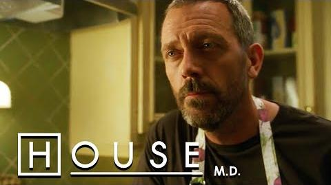 House Becomes A Cook - House M.D.