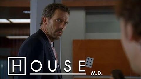 Magician Blows House's Mind - House M.D.